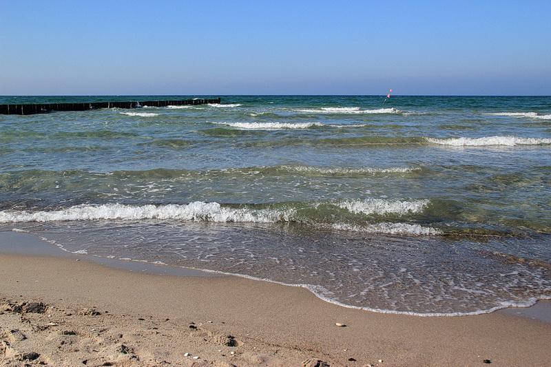 Ein Strandspaziergang lohnt zu jeder Jahreszeit!