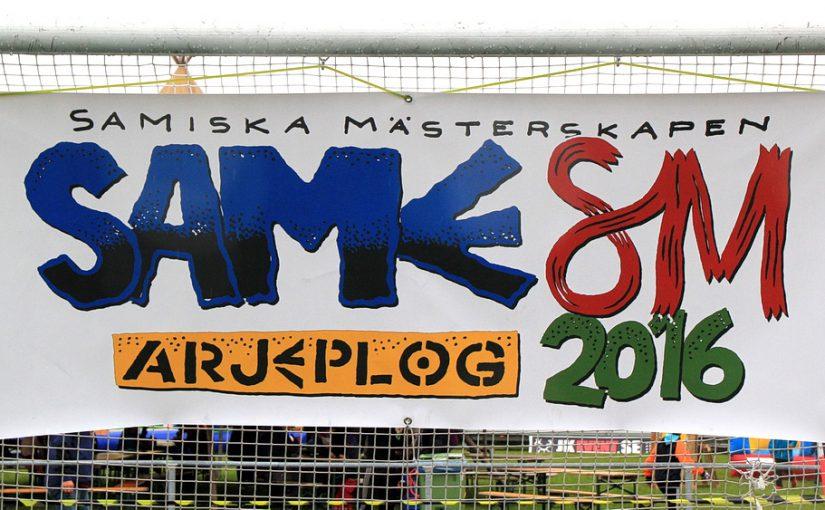 Sami-SM 2016 in Arjaplog
