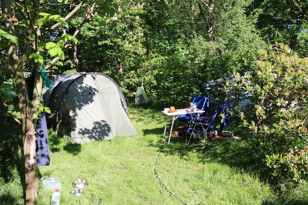 Unser Zeltplatz - Koepkes Hof und Campingplatz am Jadebusen.