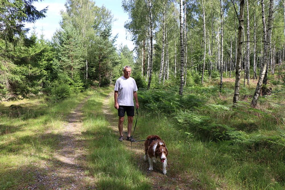 Wanderung zum Danska Fallen